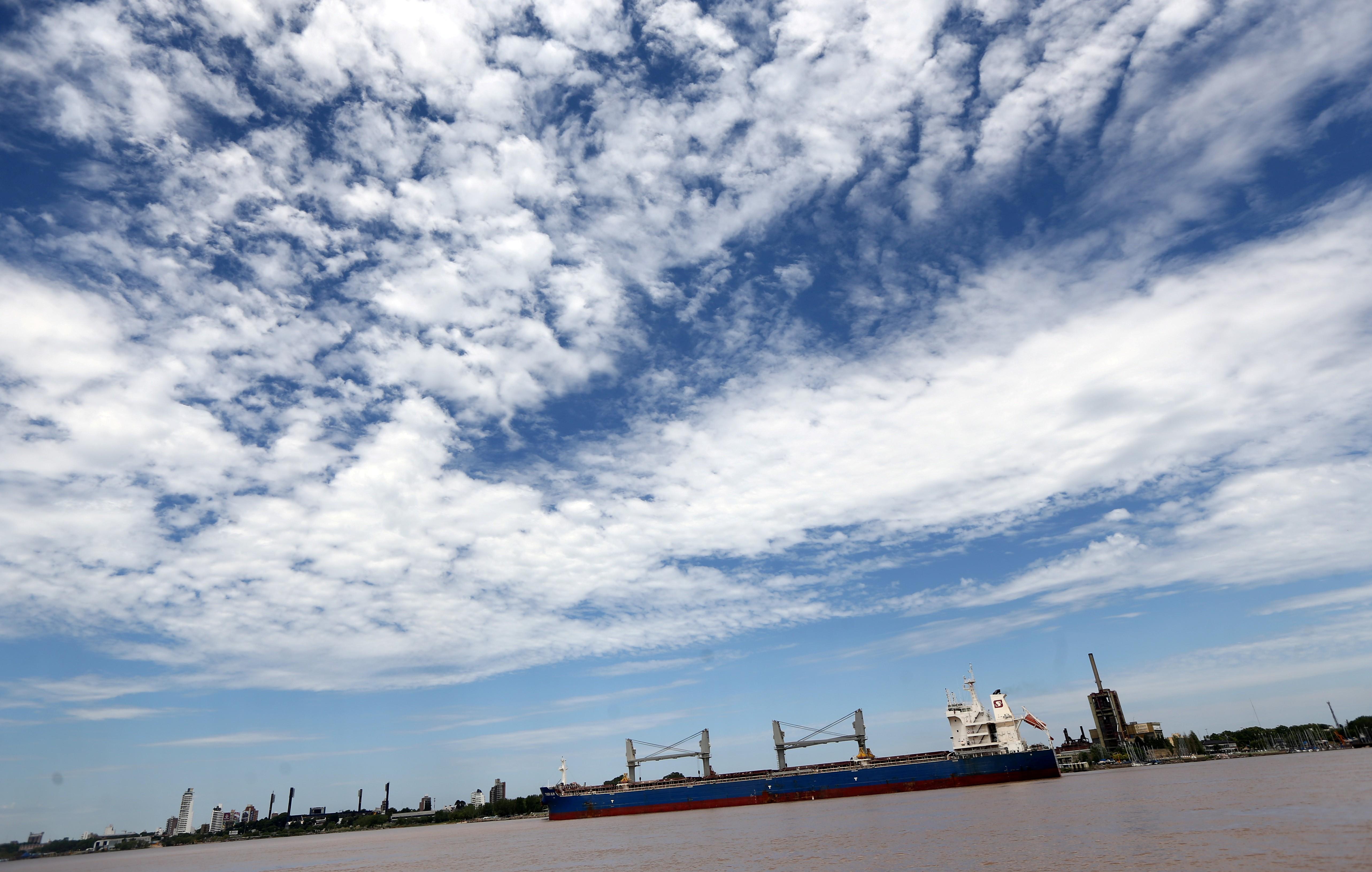 Demanda por grãos do Brasil aumenta com seca dificultando escoamento na Argentina