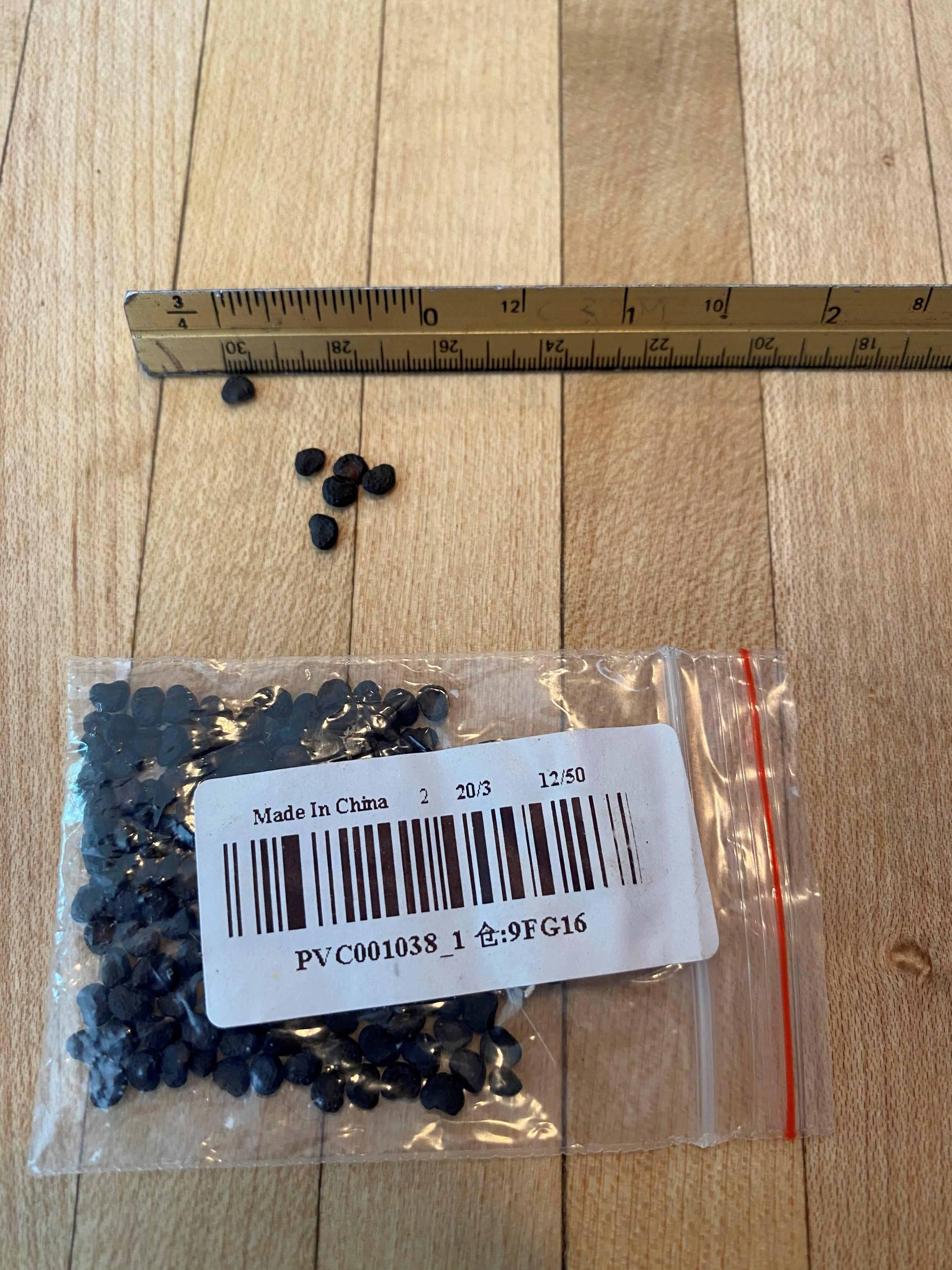 EUA investigam pacotes de sementes misteriosas vindos da China