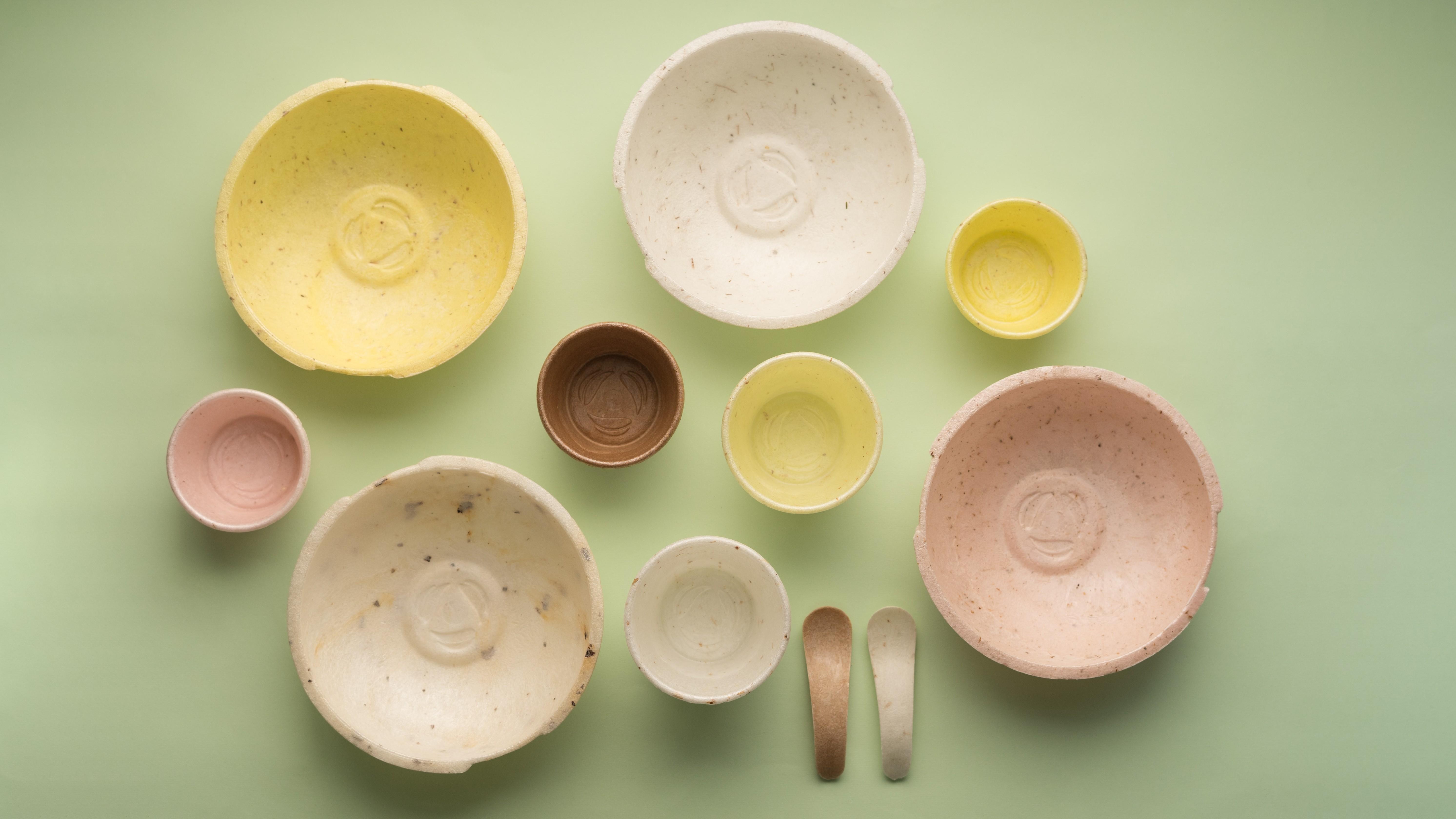 De onde vem o que eu uso: milho e mandioca viram plástico sustentável e até comestível
